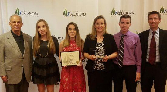 Keep Oklahoma Beautiful 2017 Environmental Excellence Award