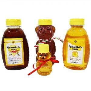 All Honeys - Christmas - Watermark - Queen Bris Honey